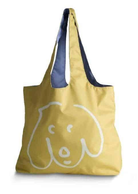 Crypton Doodle Dog Shopper (Banana)