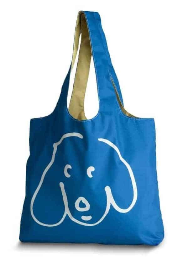 Crypton Doodle Dog Shopper (Blueberry)