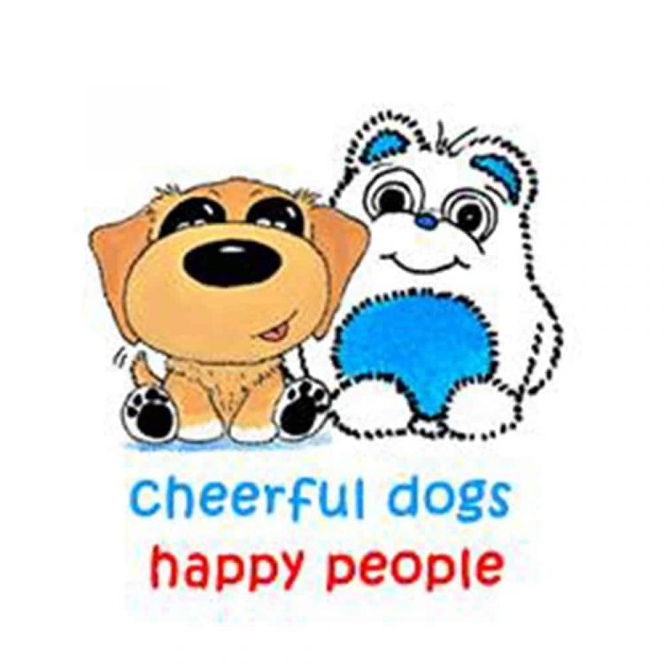 Cheerful Dogs